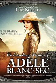 The Extraordinary Adventures of Ad�le BlancSec (2010)