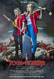 Watch Full Movie :Yoga Hosers (2016)