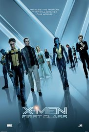 X- Men First Class 2011