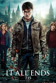 Harry Potter And The Deathly Hallows Part II 2011