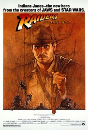Indiana Jones Raiders of the Lost Ark (1981)