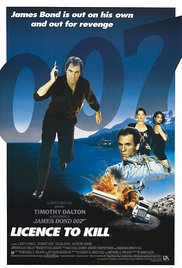 James Bond - Licence to Kill (1989) 007
