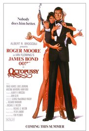 007 James Bond Octopussy 1983