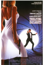 James Bond - The Living Daylights (1987) 007