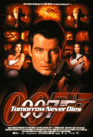 Tomorrow Never Dies  Jame bone 1997