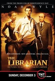 The Librarian: Return to King Solomons Mines (2006)