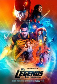 Legends of Tomorrow (TV Series 2016 )