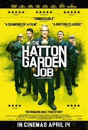 The Hatton Garden Job (2016)