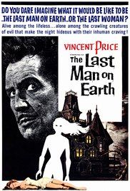 Watch Full Movie :The Last Man on Earth (1964)