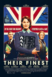 Watch Full Movie :Their Finest (2016)