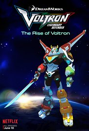 Voltron: Legendary Defender (TV Series 2016)