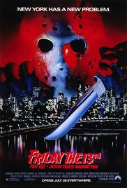 Friday the 13th Part VIII: Jason Takes Manhattan (1989