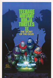Teenage Mutant Ninja Turtles II The Secret of the Ooze