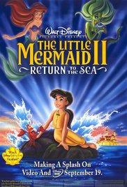 The Little Mermaid II Return to the Sea 2000