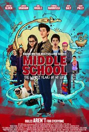 Watch Full Movie :Middle School: The Worst Years of My Life (2016)