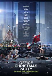 Watch Full Movie :Office Christmas Party (2016)