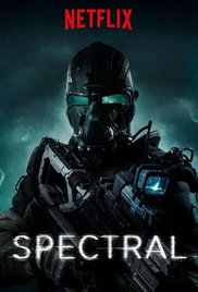 Watch Full Movie :Spectral (2016)