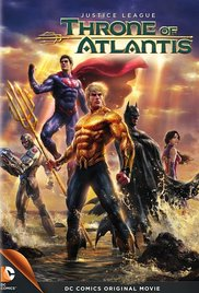 Justice League: Throne of Atlantis (2015) 2014