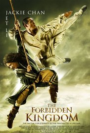 The Forbidden Kingdom (2008) Jackie Chan Jet li