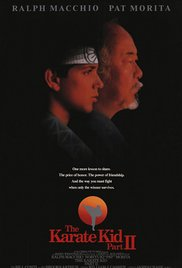 The Karate Kid II 1986
