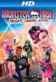 Monster High Frights Camera Action 2014