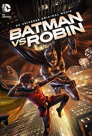 Batman vs and Robin (Video 2015)