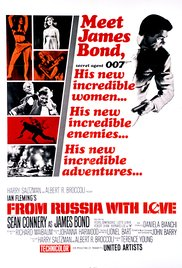 From Russia With Love (1963) 007 james bond