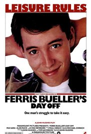 Ferris Buellers Day Off (1986)