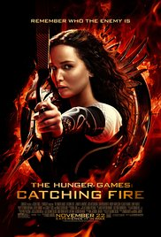 The Hunger Games Catching Fire 2013