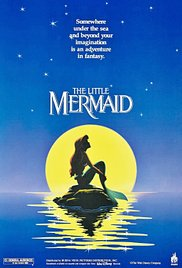 The Little Mermaid 1989 Disney