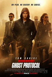Mission Impossible  4 - Ghost Protocol (2011)
