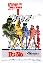 Dr. No (1962) 007 James Bond