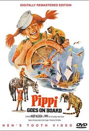 Pippi Goes on Board (1969)