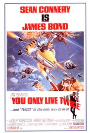 You Only Live Twice (1967) 007 James bond