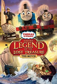 Thomas Friends: Sodors Legend of the Lost Treasure (2015)