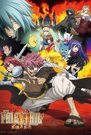 Fairy Tail Phoenix Priestess (English Dub) - 2012