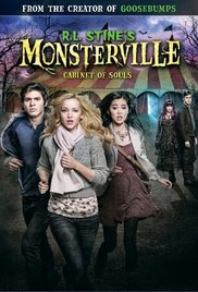 R.L. Stines Monsterville: The Cabinet of Souls (2015)