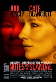 Notes on a Scandal (2006)
