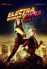 Watch Full Movie :Electra Woman and Dyna Girl (TV Mini-Series 2016)