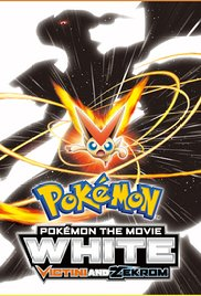 Pokemon the Movie: White - Victini and Zekrom (2011)