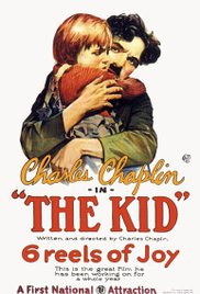 Charlie Chaplin The Kid (1921)