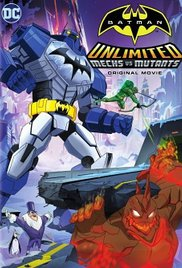 Watch Full Movie :Batman Unlimited: Mech vs. Mutants (2016)