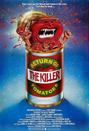 Return of the Killer Tomatoes! (1988)