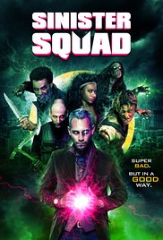 Watch Full Movie :Sinister Squad (2016)