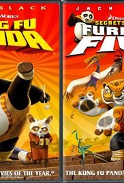 Kung Fu Panda Secrets of the Furious Five 2008