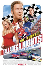 Watch Full Movie :Talladega Nights: The Ballad of Ricky Bobby (2006)