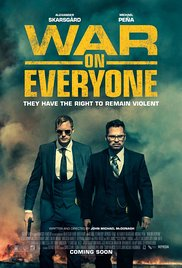 Watch Full Movie :War on Everyone (2016)