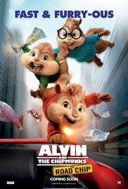 Watch Full Movie :Alvin and the Chipmunks: The Road Chip (2015)