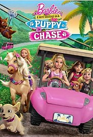 Watch Full Movie :Barbie & Her Sisters in a Puppy Chase (2016)