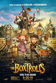 Watch Full Movie :The Boxtrolls 2014
